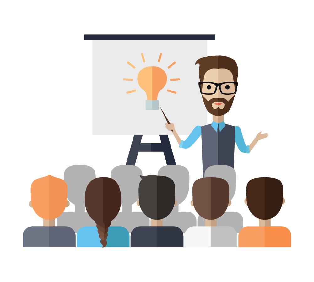 Presentation Coaching and Training