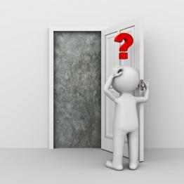 Time will always tell if a knock on your door was an opportunity or interruption, yet we have to make choices in real time.