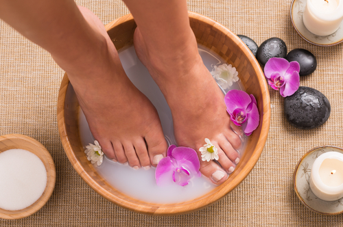 how to keep your feet healthy and looking good this summer- Foot Soak.jpg