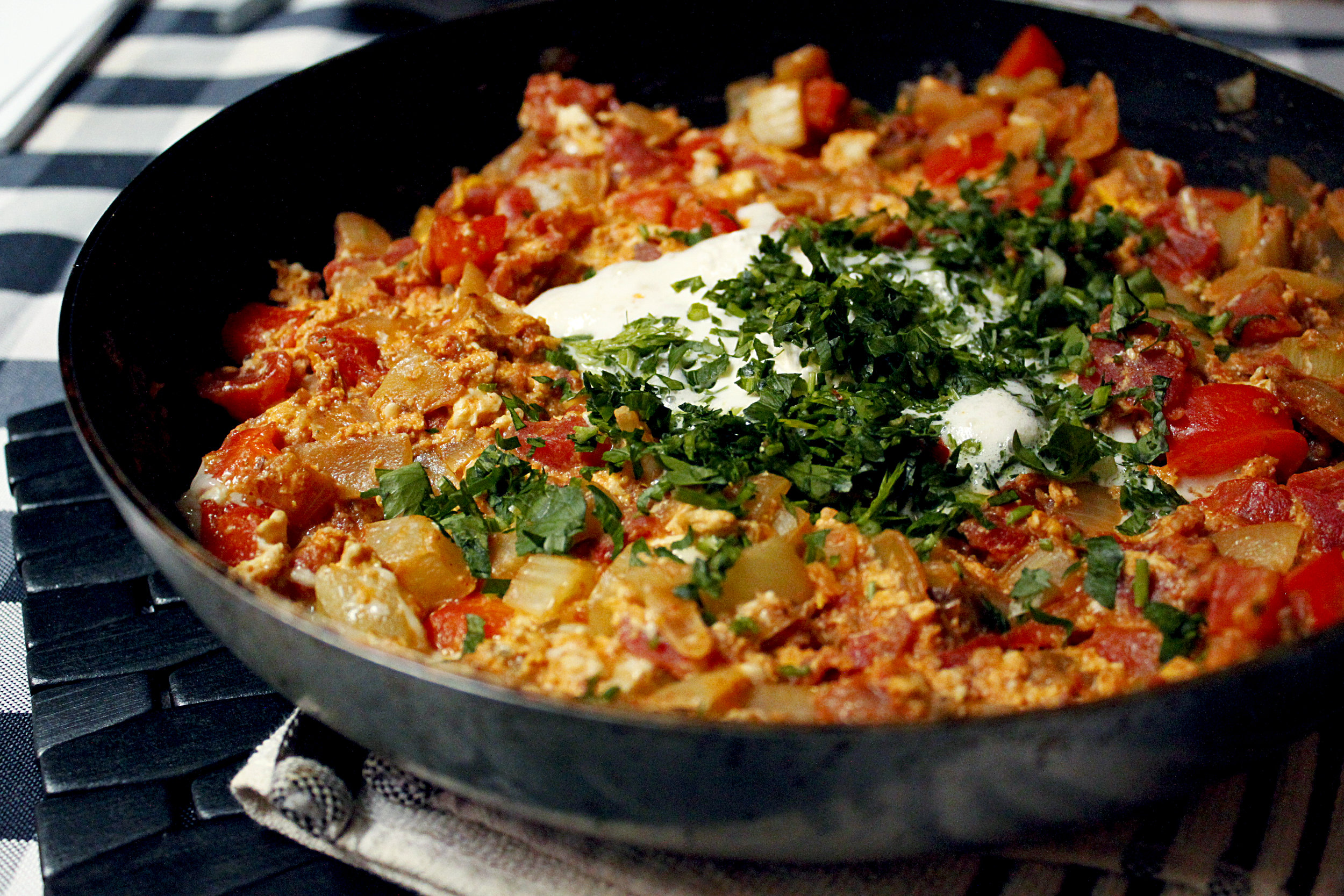 turkey-menemen
