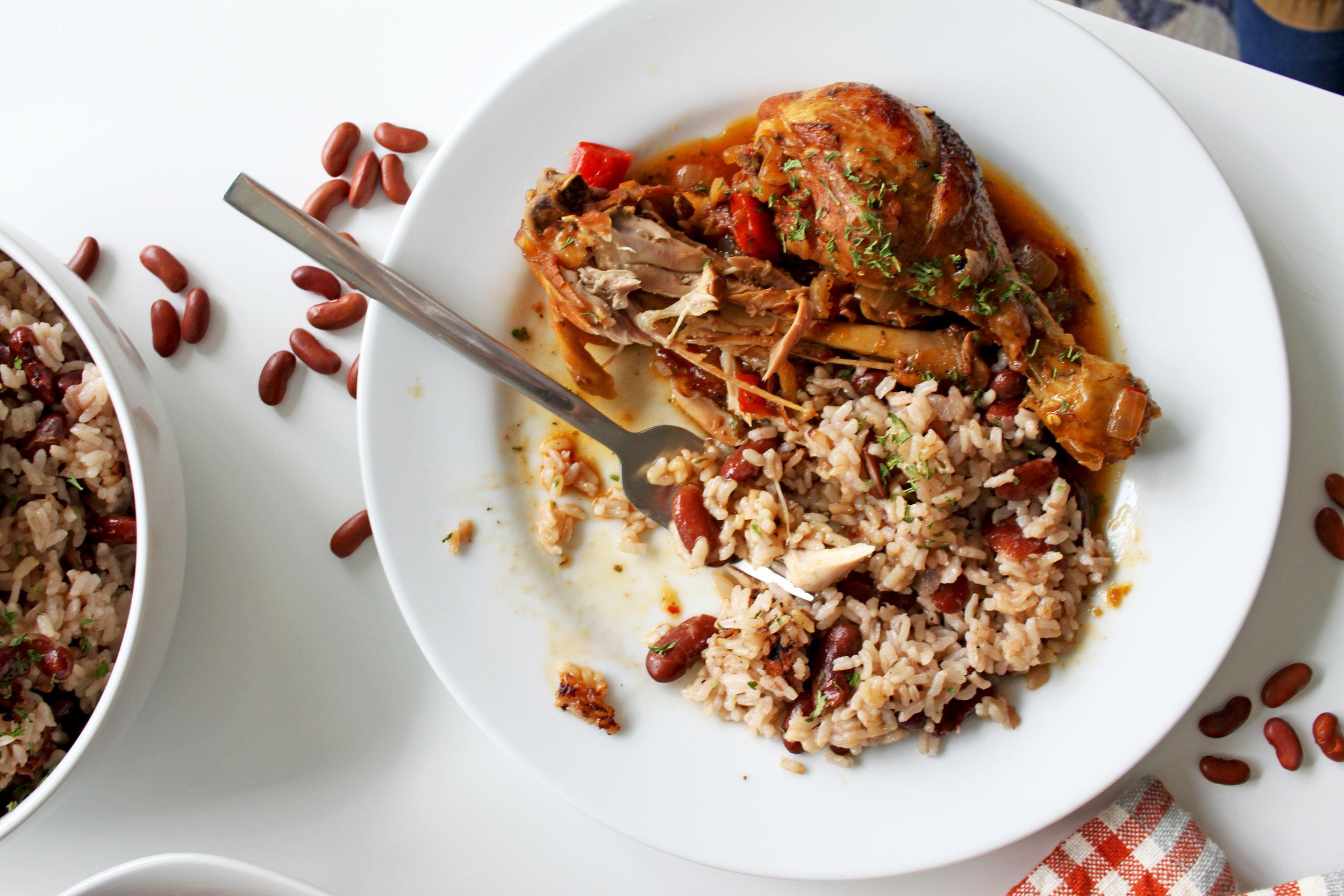 belize-stew-chicken-rice-beans