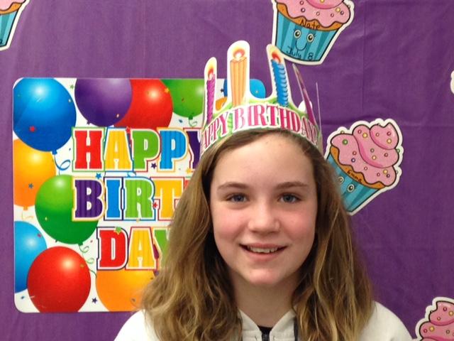 Happy Birthday Kate! -