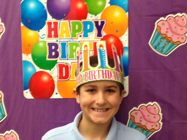 Happy Birthday Michael! -