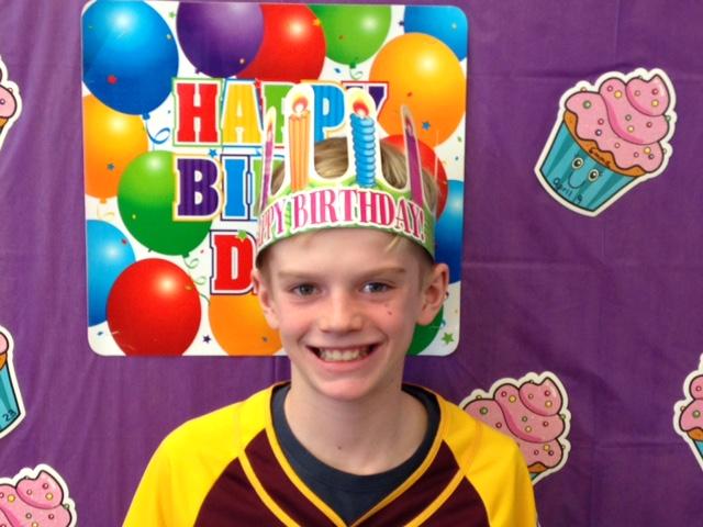 Happy Birthday Charlie! -