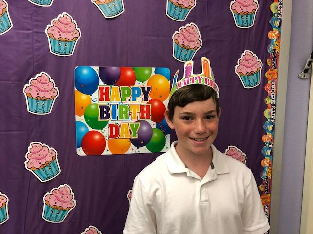 Happy Birthday Stephen! -