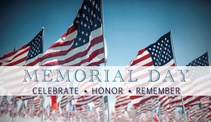 There is no school on Friday due to a teacher in-service. In addition, there is no school on Monday in order to celebrate Memorial Day. Enjoy!