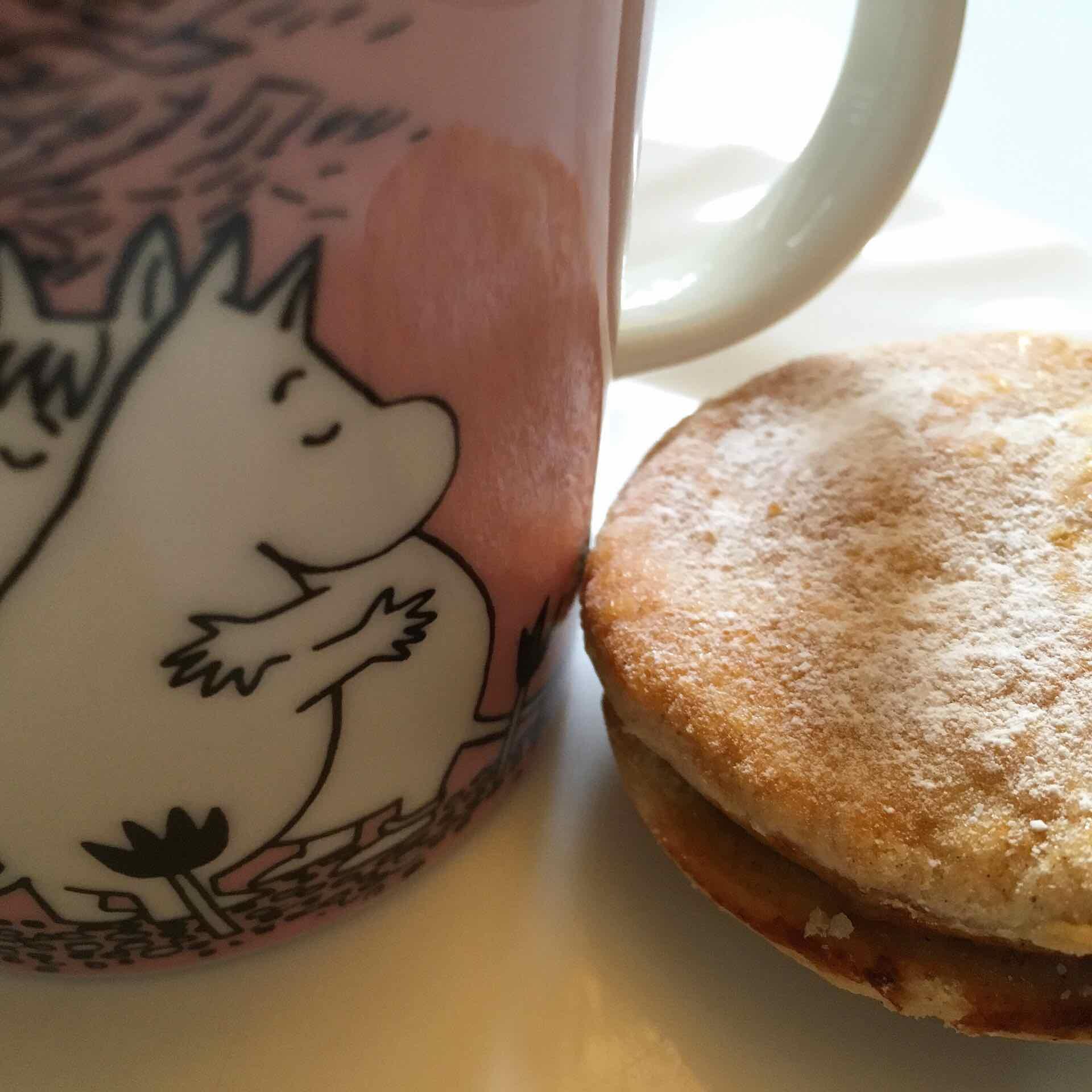 Tea and a mince pie