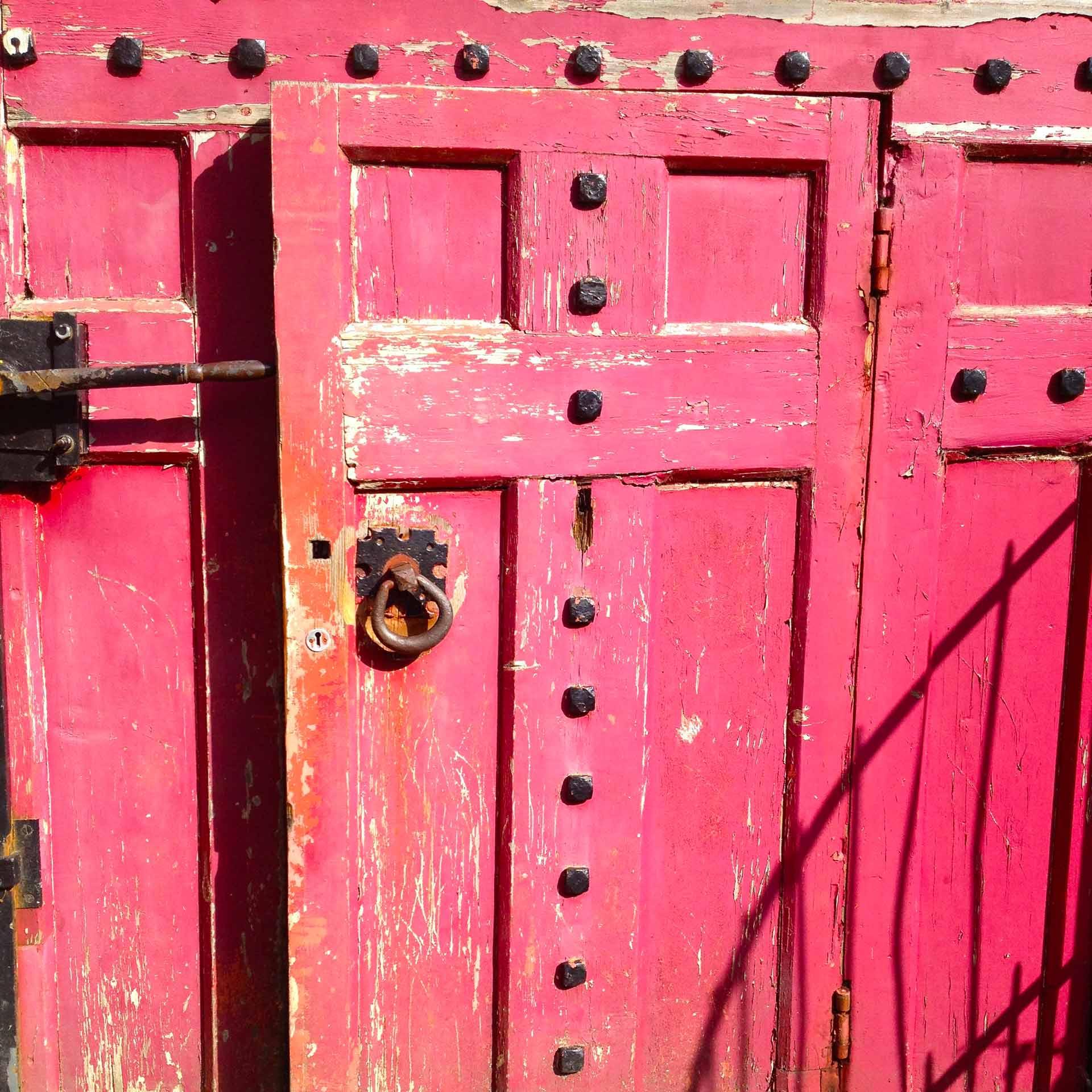 Hawden estate red door