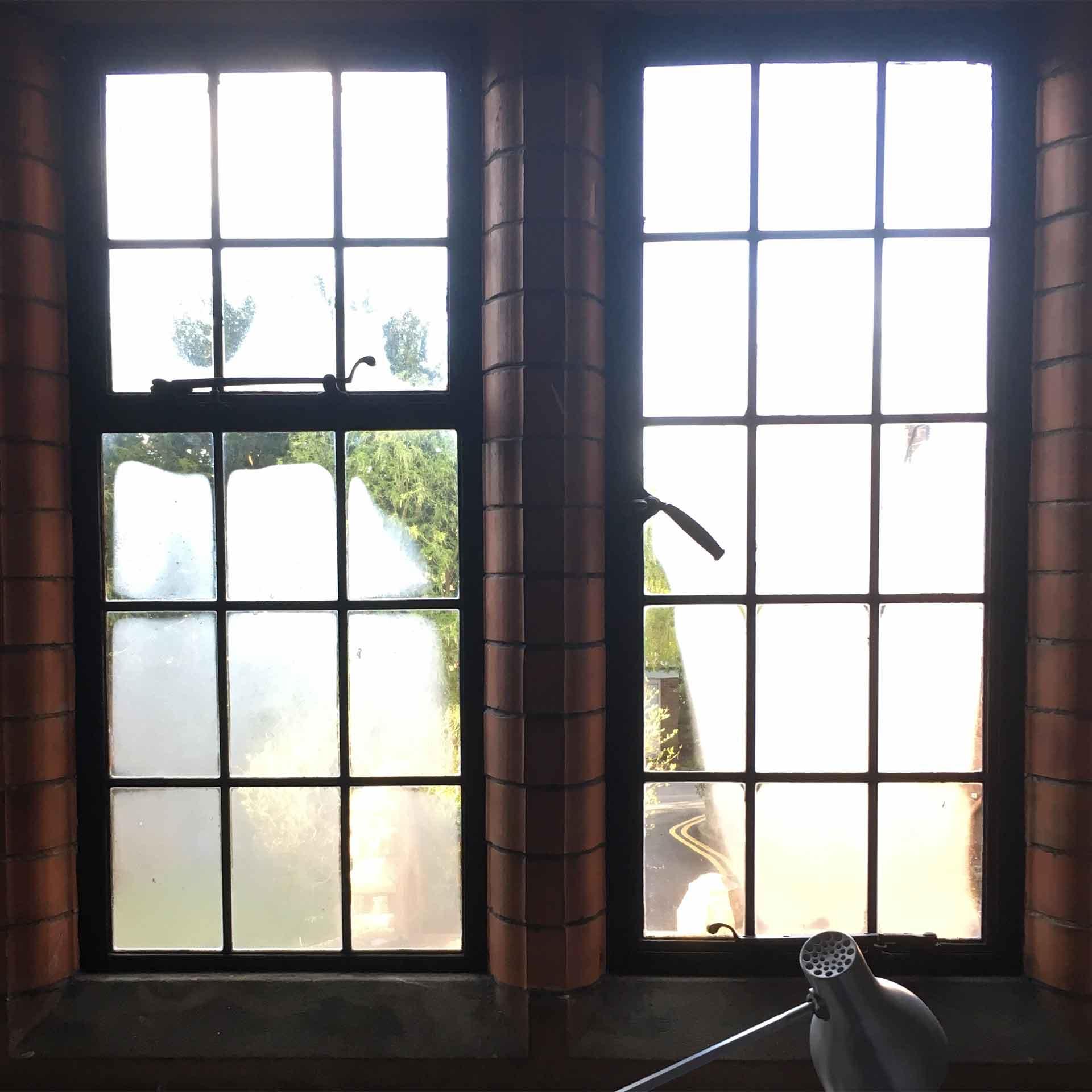 Gladstone's window
