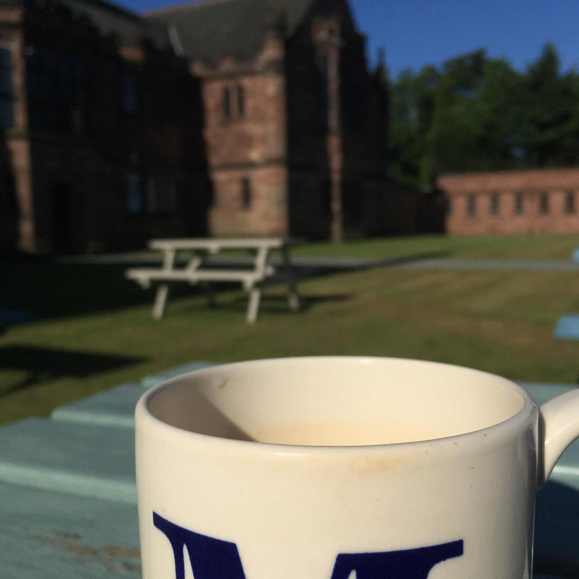 Tea at Gladstone's