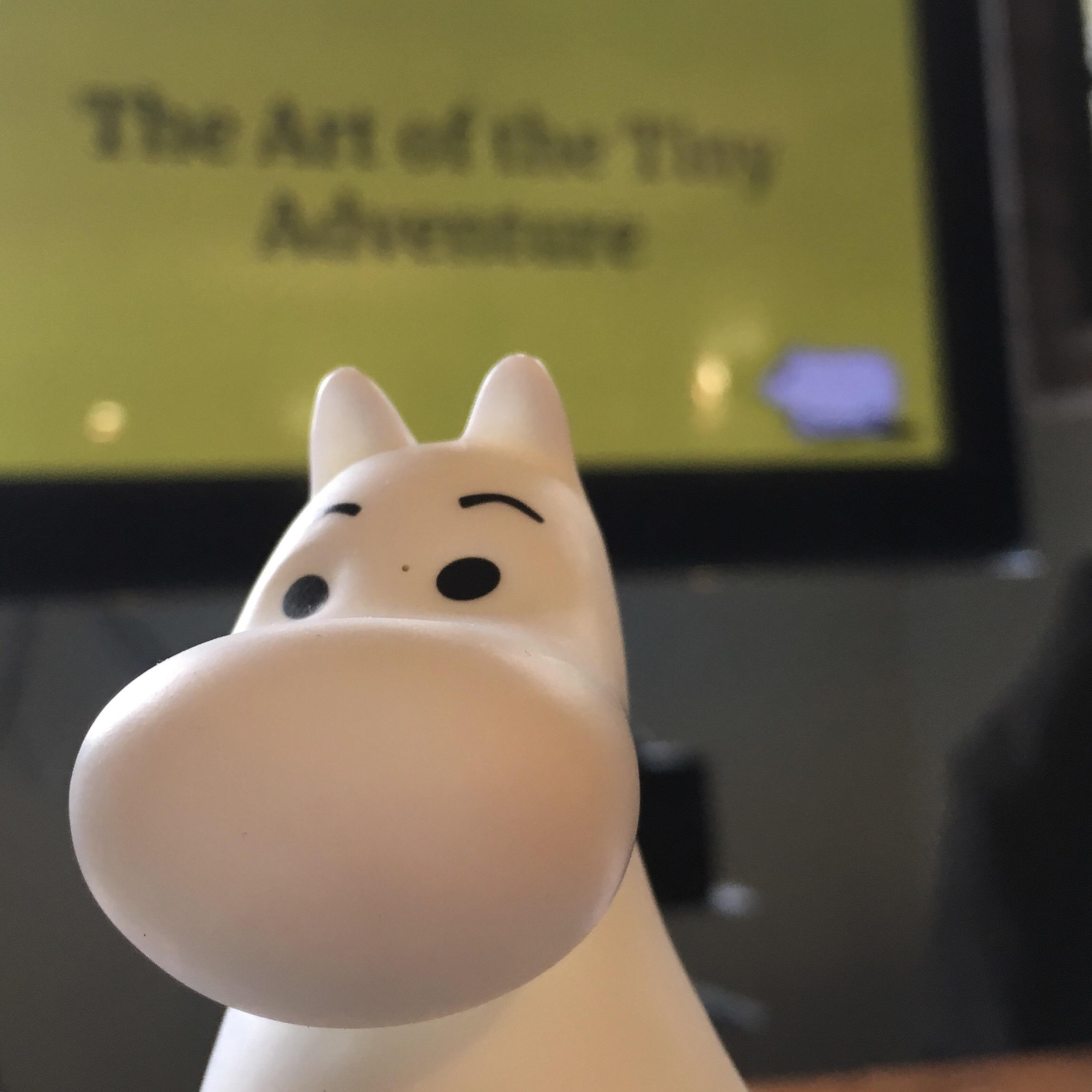 The Art of the Tiny Adventure