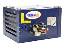 Firelake WOF 350 Waste oil furnace