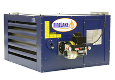 Firelake WOF 500 waste oil heater