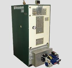 Columbia L24 Waste Oil Boiler