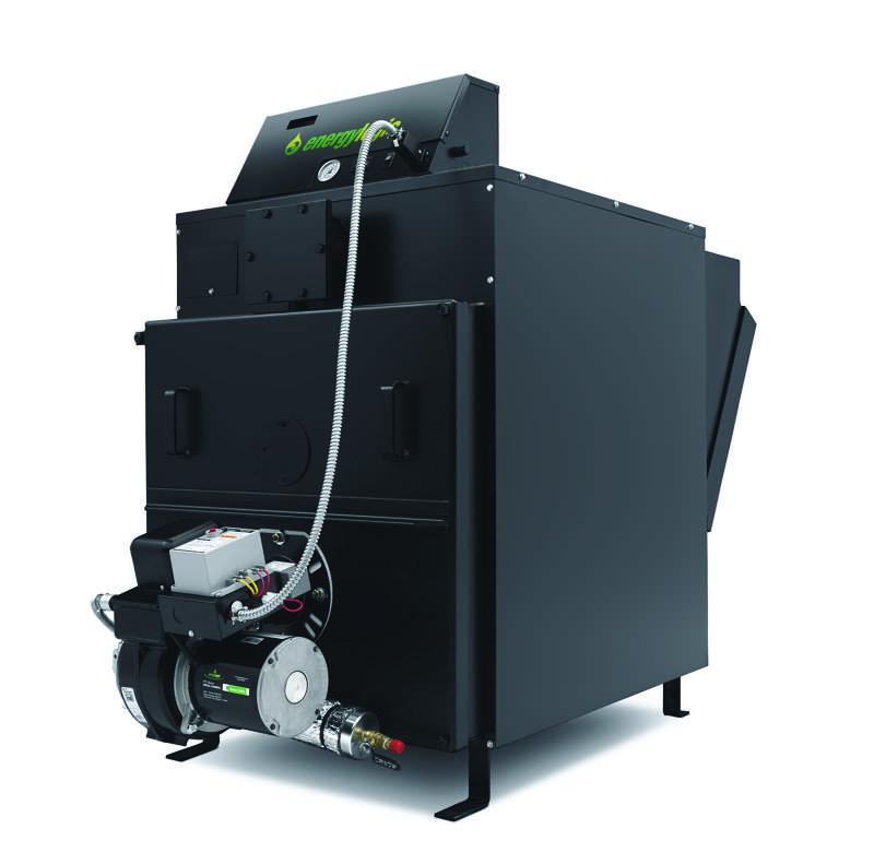 Energylogic waste oil boiler