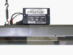 COrayvac radiant heaters