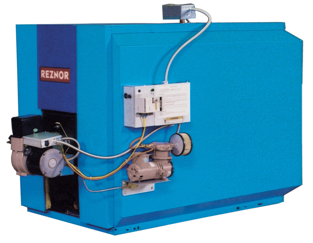 Reznor Waste Oil Boiler