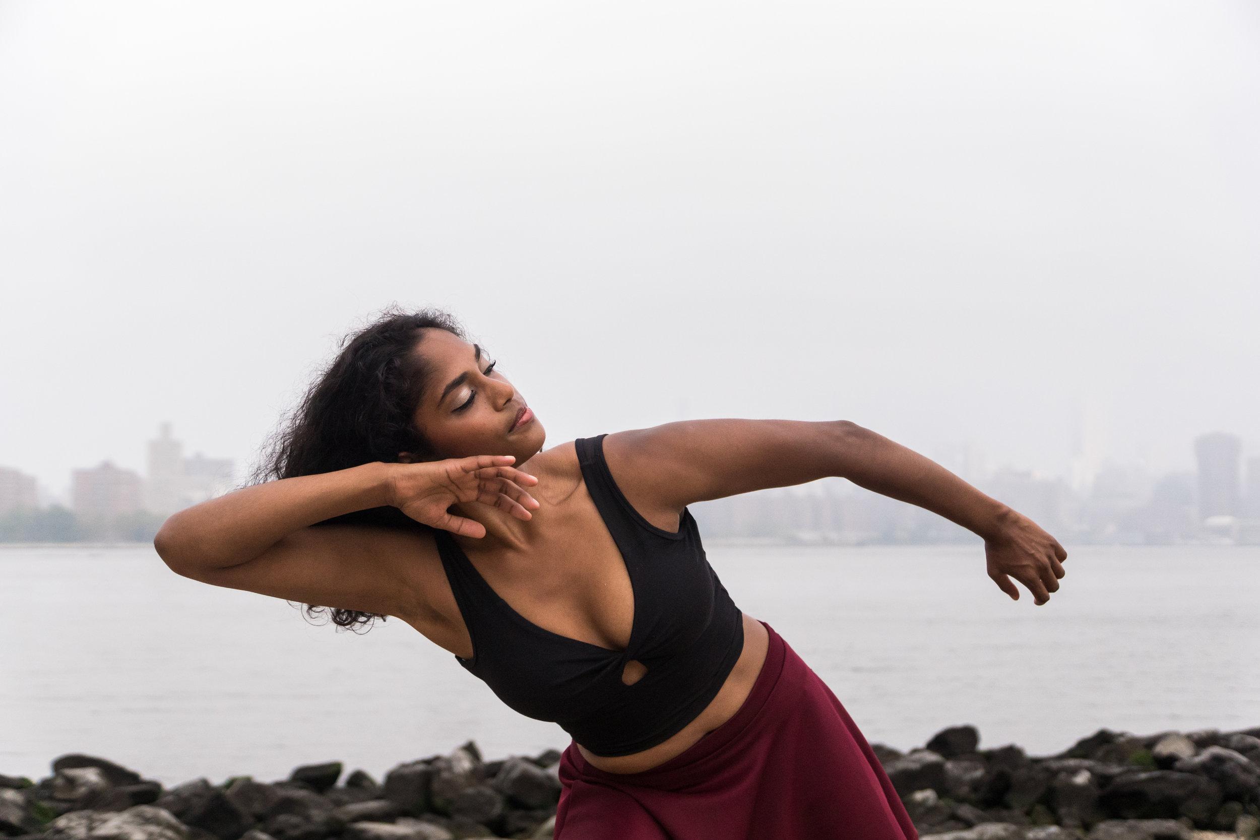 Deepa Liegel of Mark Morris Dance Group