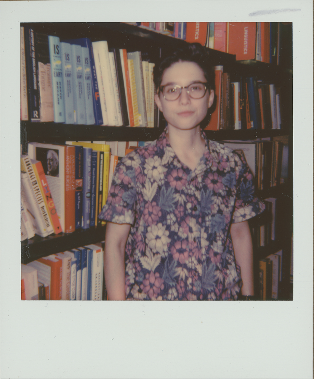 A.A. on Polaroid 600 film