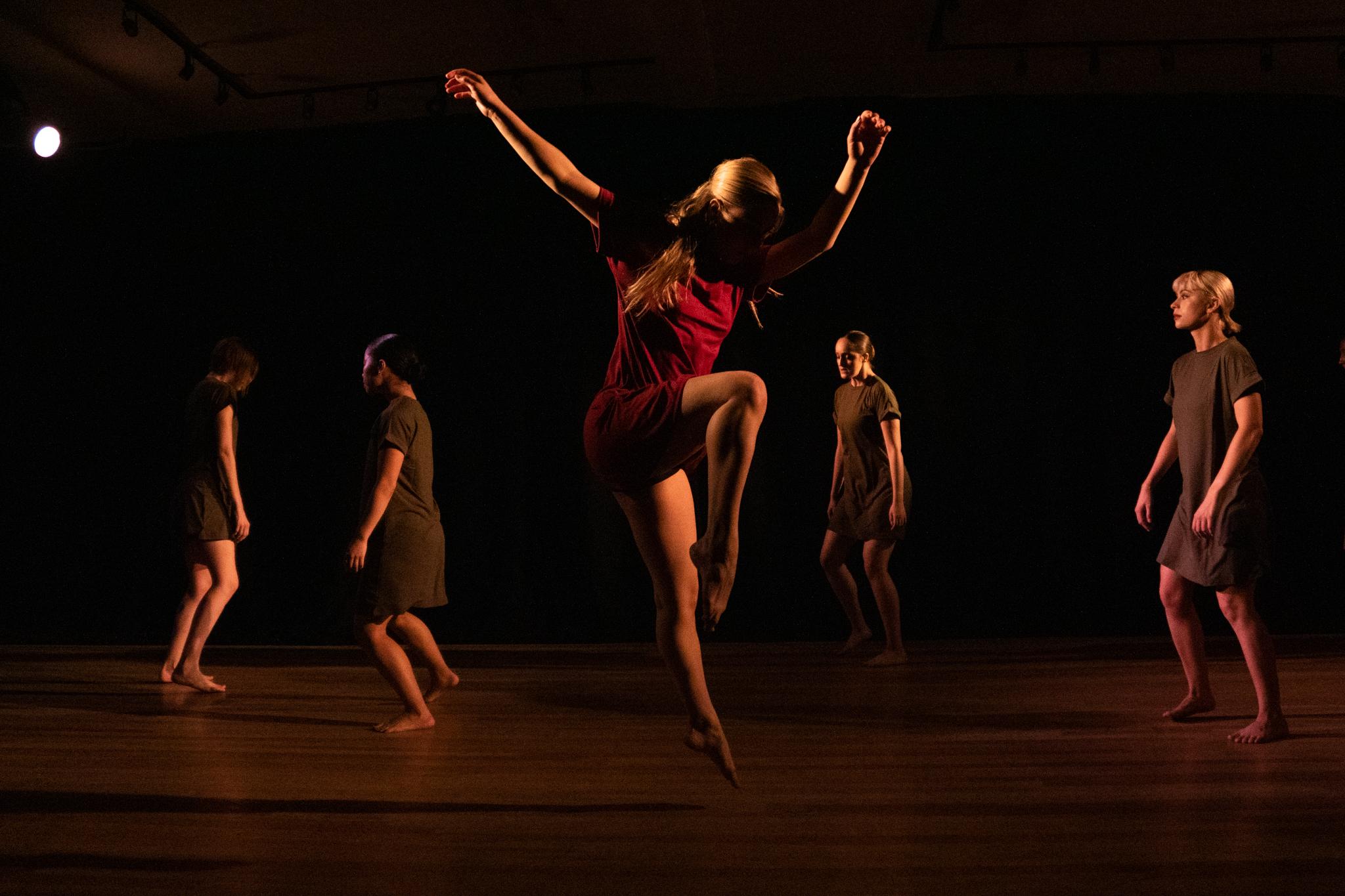 Sam Lobel Choreography
