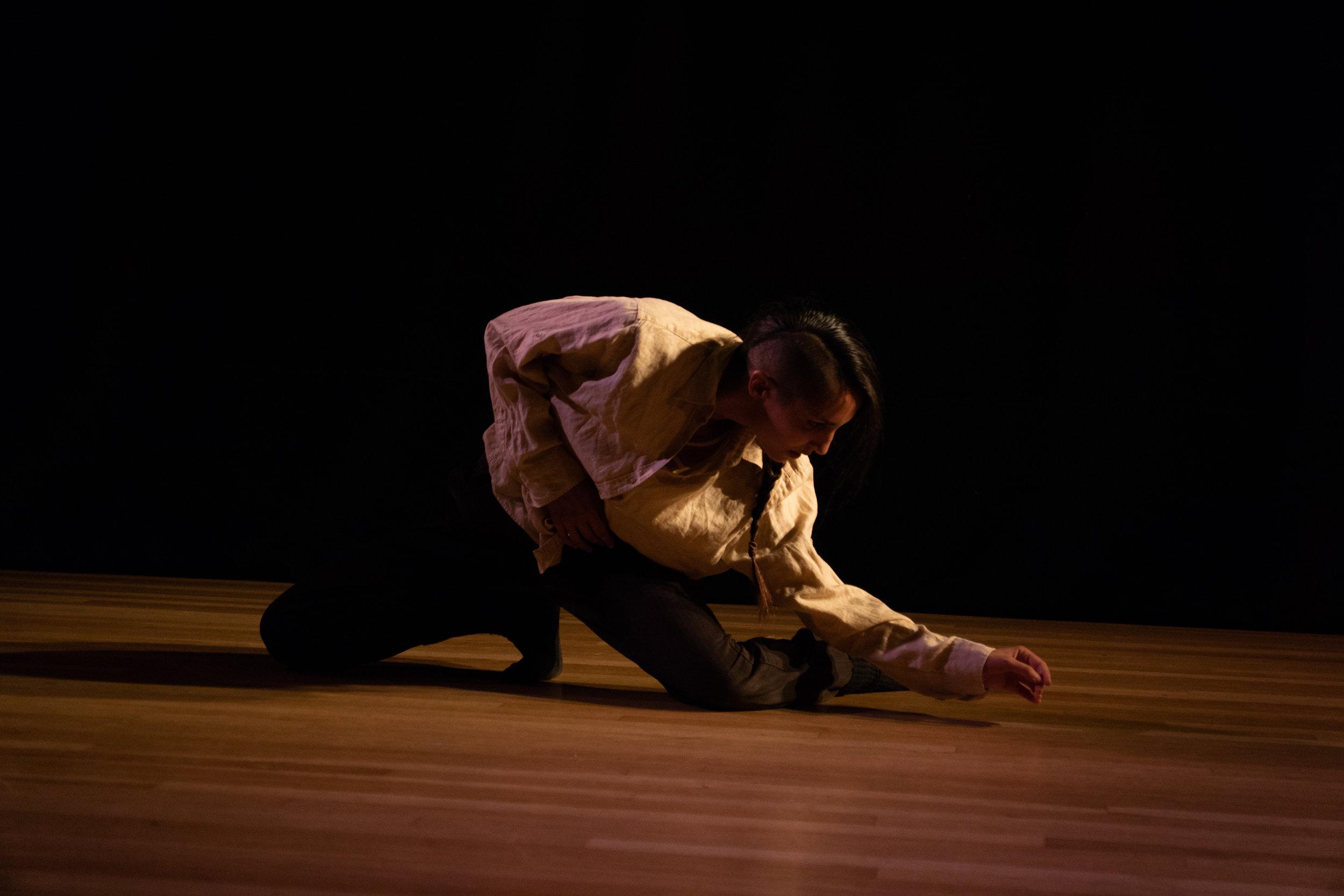 Sofia Nappi Choreography, Uptown Rising at Bridge for Dance
