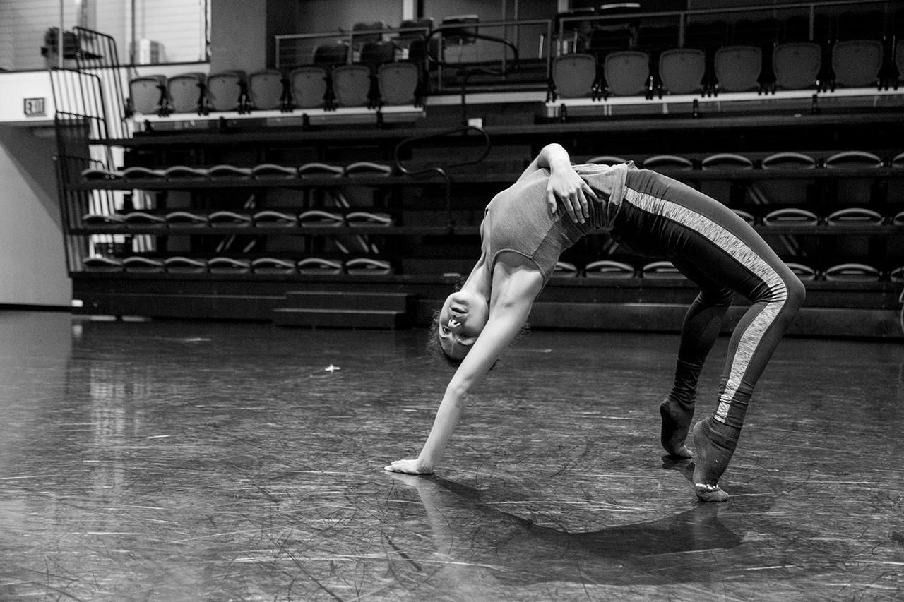 Leah Williams, TCU School for Classical & Contemporary Dance