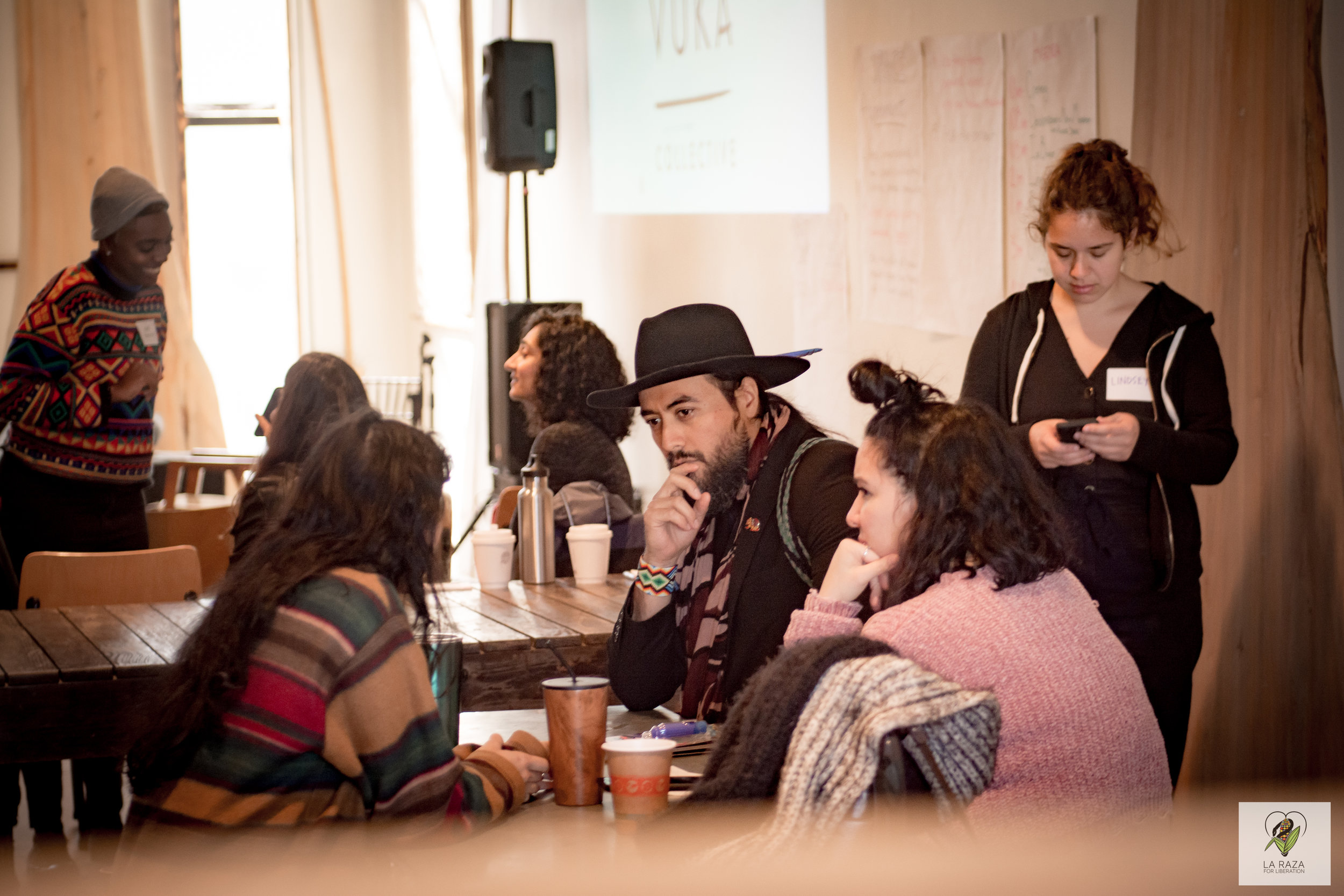 About Us - La Raza for Liberation is a grassroots nonprofit organization that connects, supports, and empowers Latinx/Indigenous people in the United States working across human, animal, and environmental justice movements.Learn more