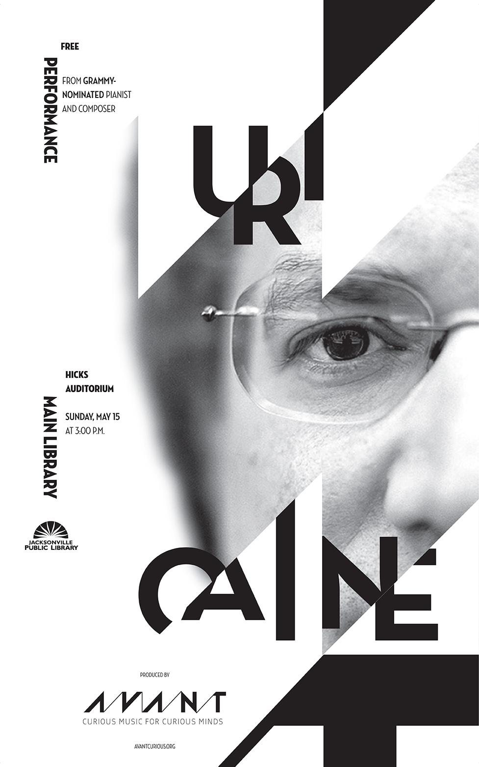 Avant-Uri Caine poster.jpg