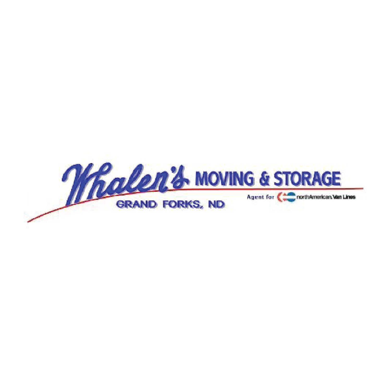 Whalen's Moving & Storage   900 1st Ave N Grand Forks, ND 701-775-5557