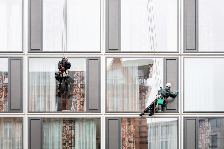 We offer window cleaning services for homes and offices throughout the DFW metro area.