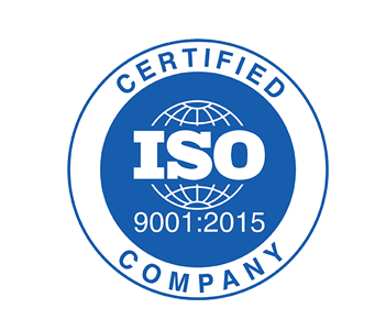 ISO 9001:2015Certified Company -