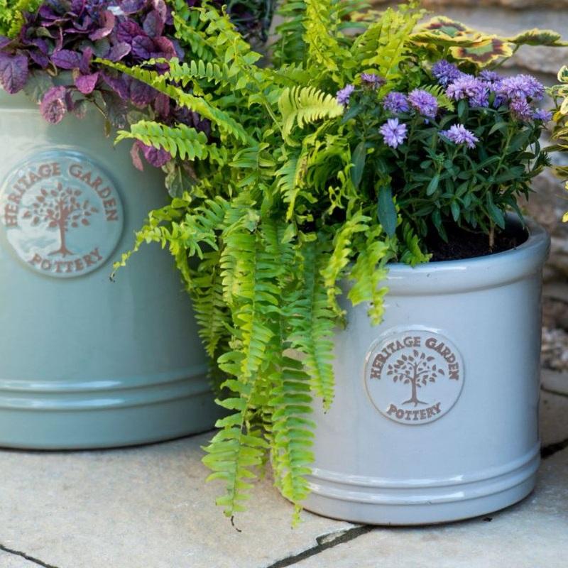 pots, planters & trellis panels -