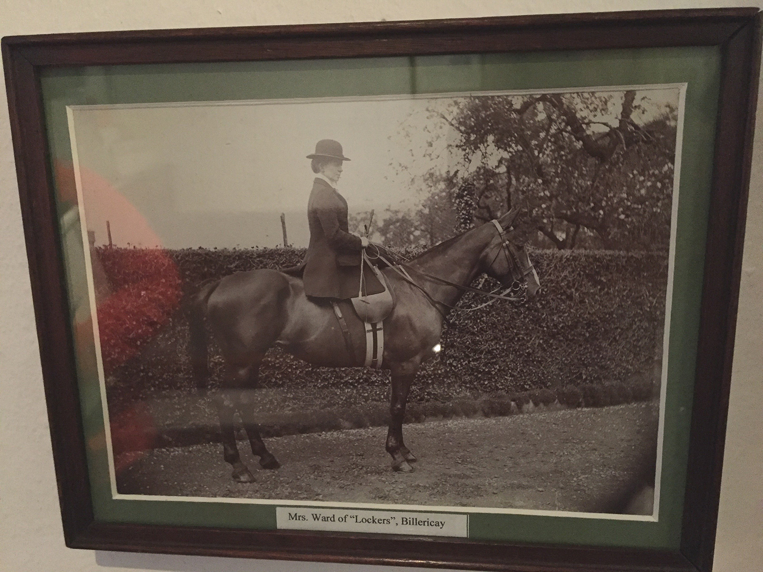 Photo: Can be seen on display in the Cater Museum, 74 High Street, Billericay