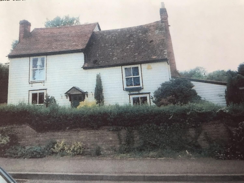 Hurlocks Farmhouse, c1980