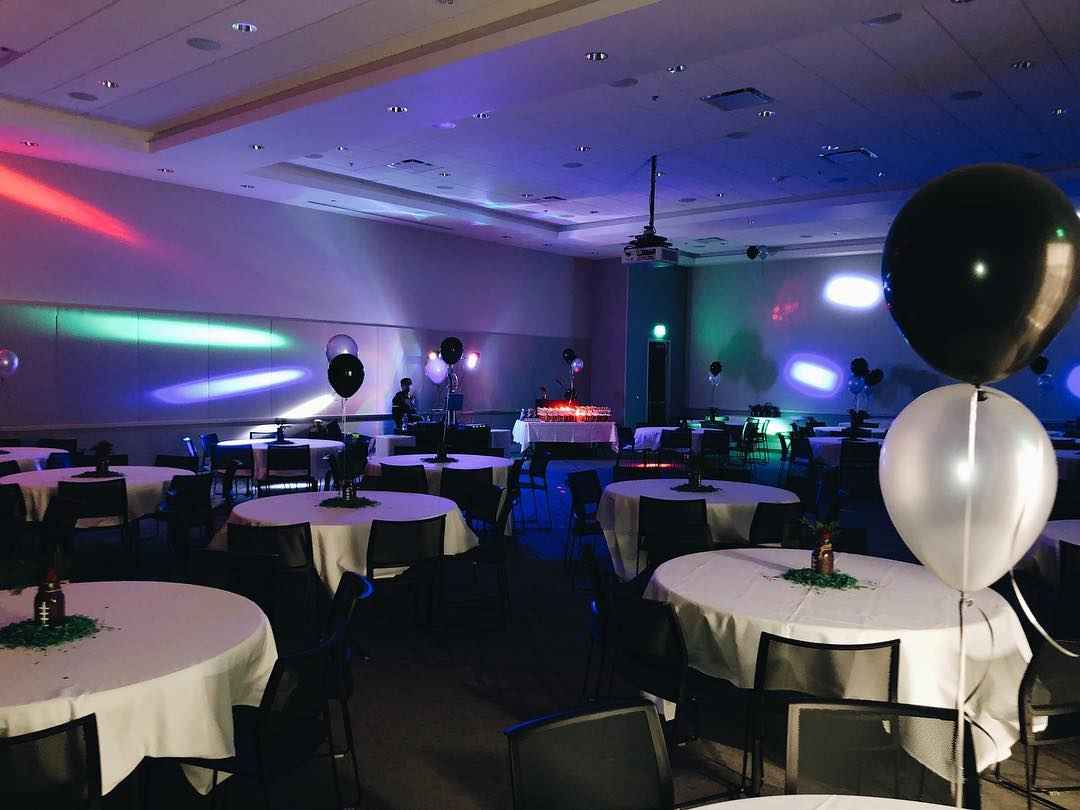 Meeting Room 3 - - 3,027 sq/ft- 24 tables 192 chairs- 42 tables 126 chairs