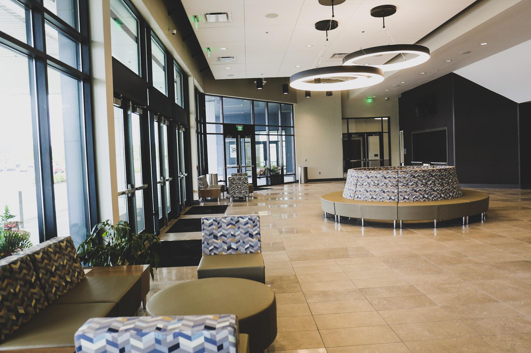 Lobby of Venue