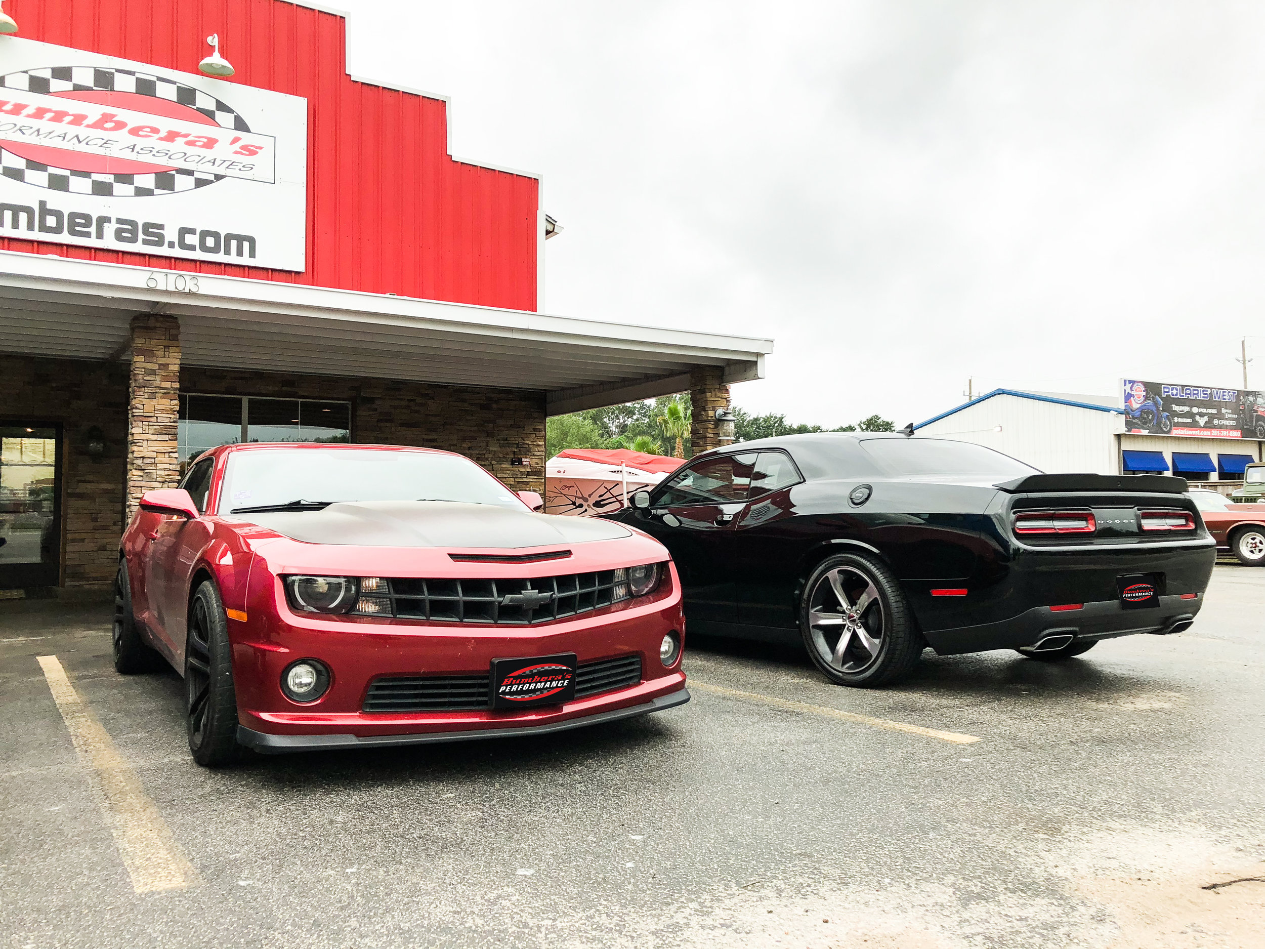 Stage 2 Camaro and Challenger