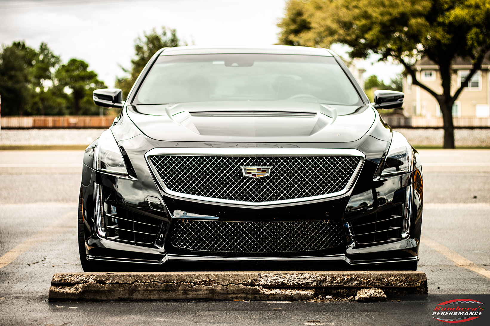 Modified Stage 2 on a 2018 CTS V