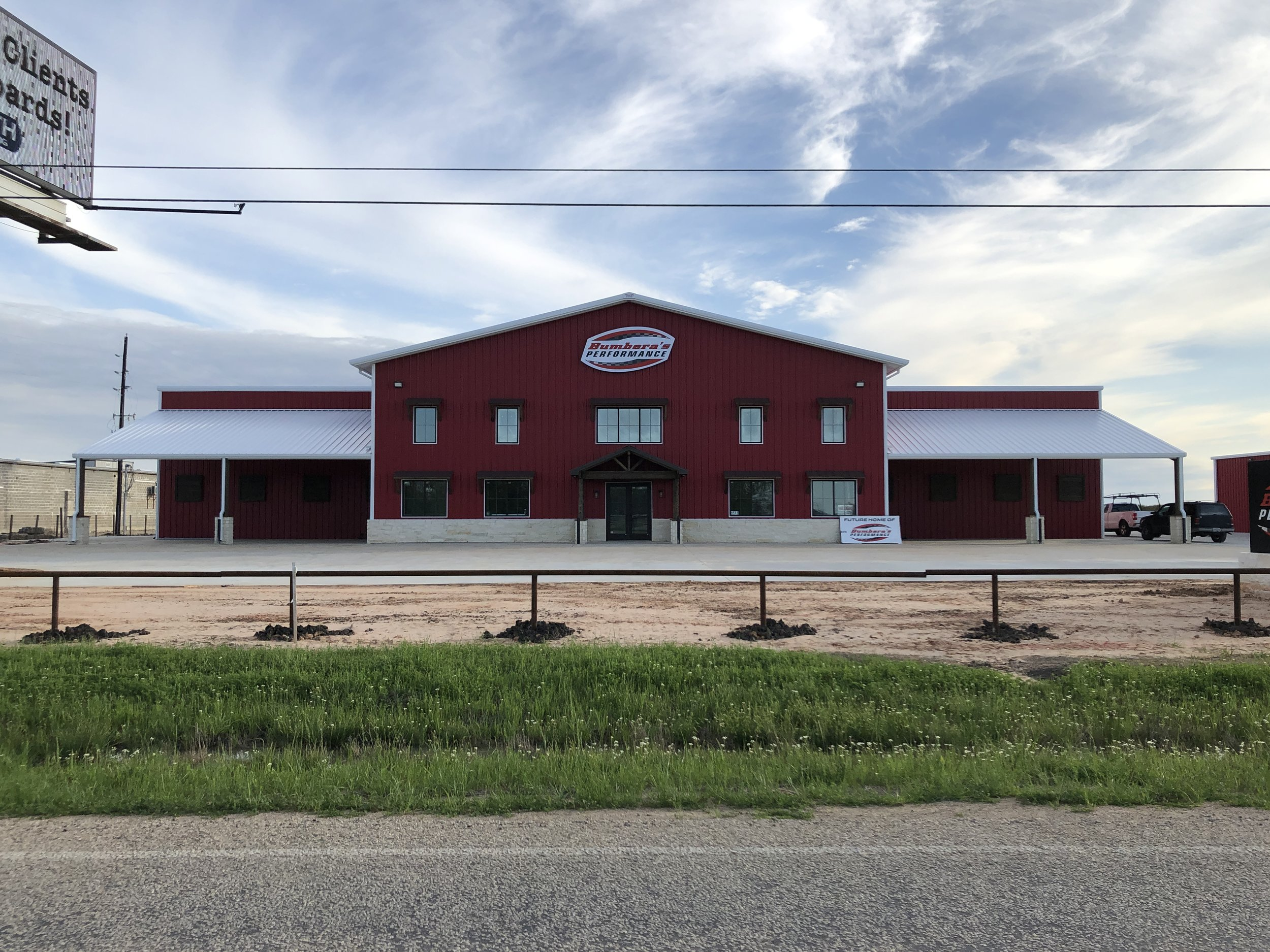bumbera's new facility in Sealy, TX