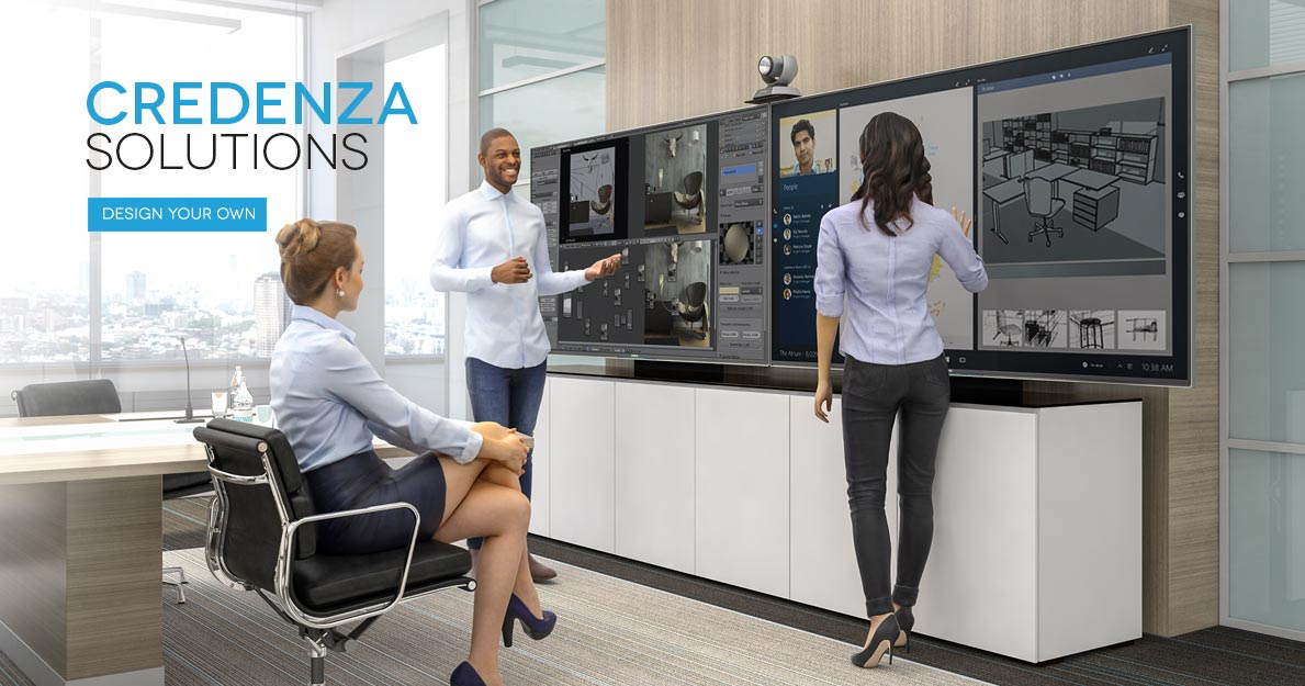 Office Furniture with Technology in mind