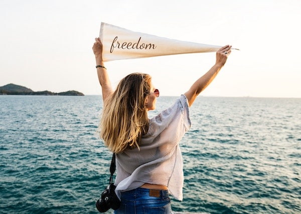 Freedom from anxiety is possible
