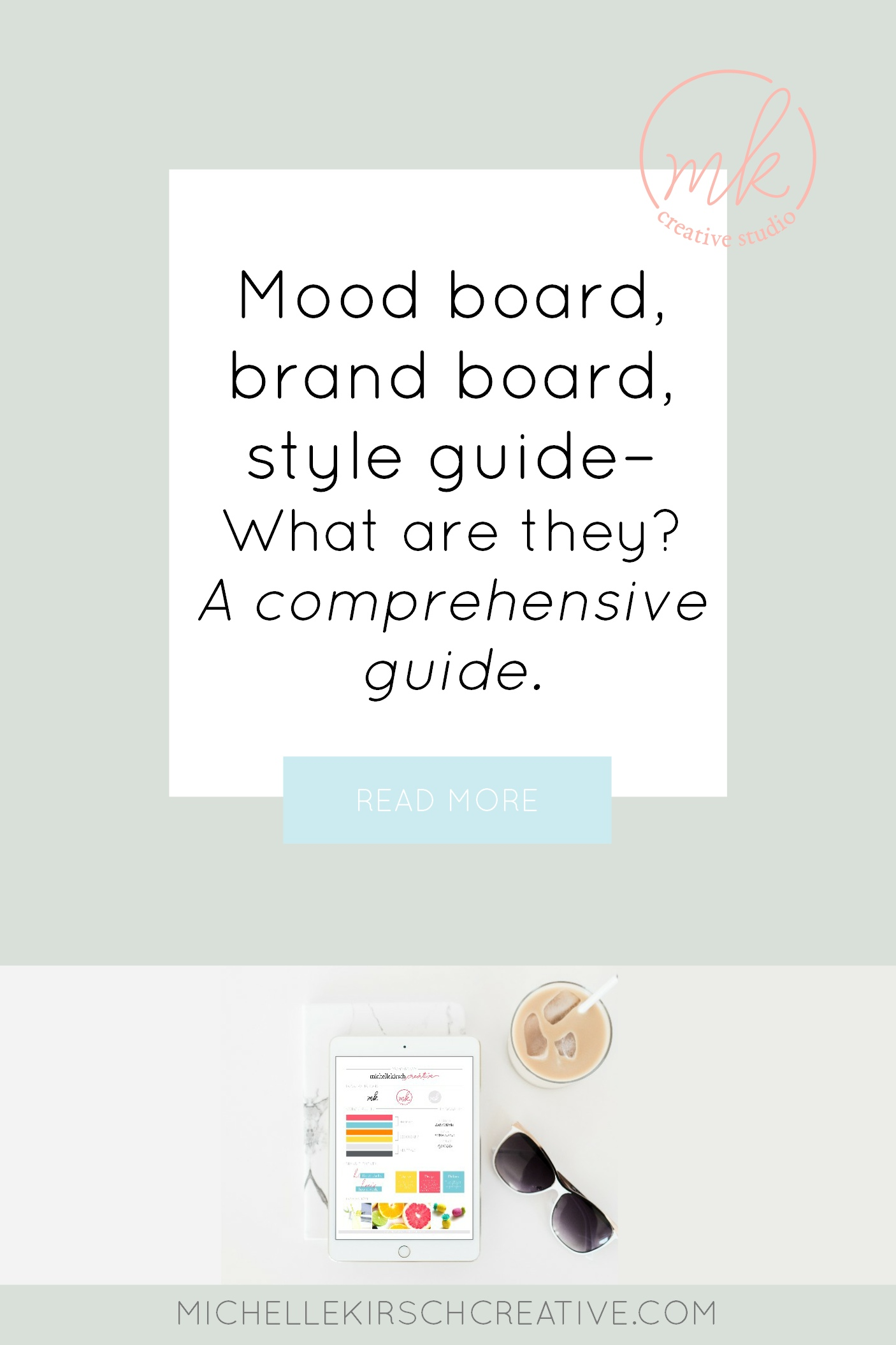 Mood Board, Brand Board, Style Guide – what are they? A comprehensive guide to brand documents for your business.
