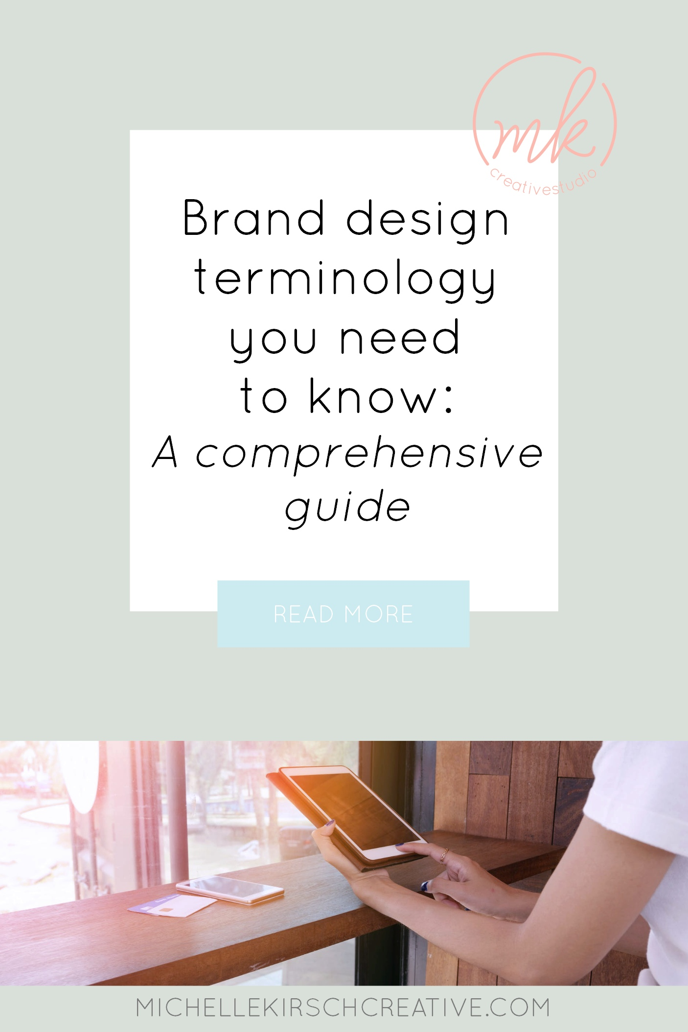 Brand design terminology you need to know: A comprehensive guide