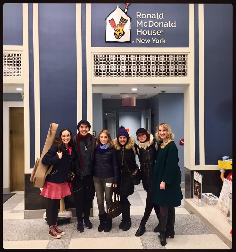 The Ronald McDonald House NYC