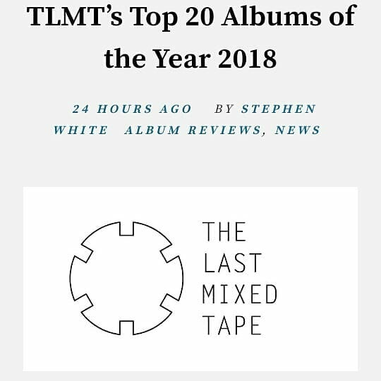 My debut record has been included in @thelastmixedtape top 20 irish albums of 2018. It was recorded in short bursts in my little boxroom over the course of 2017 using a condensor microphone and whatever instruments I had at my disposal. I had many friends and family who gave me a dig out to get it done and it's quite humbling to be included in a list of such fine folk. Big love to @niallcolreavy @rob.mccom  @littlegemrecords Stuart McMahon, David Crean, John Carney, Louisa Carroll, @the_capel_crusader @neilfdunne @z_mf88 Ken McCabe @eoin_heaney and everyone who bought the record, came to a gig or listened in. Lots of music coming your way in the new year. There might even be another album in there somewhere RX