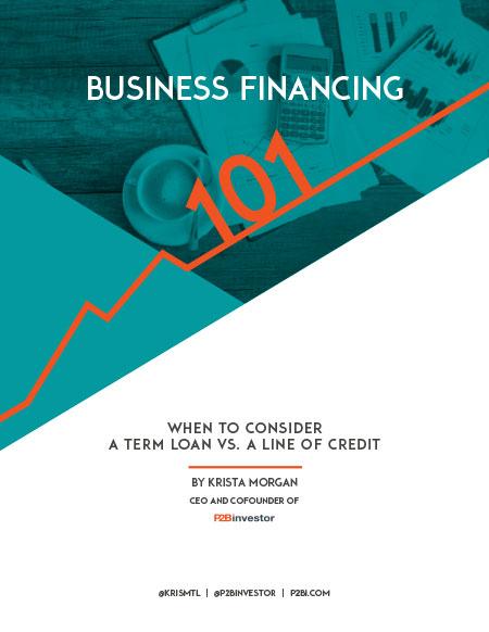 Business Financing 101 -