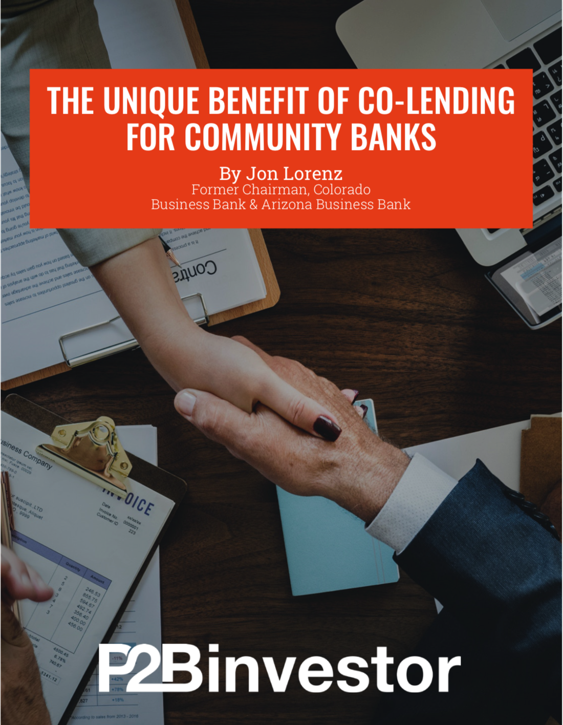 The Unique Benefit Of Co-Lending For Community Banks -
