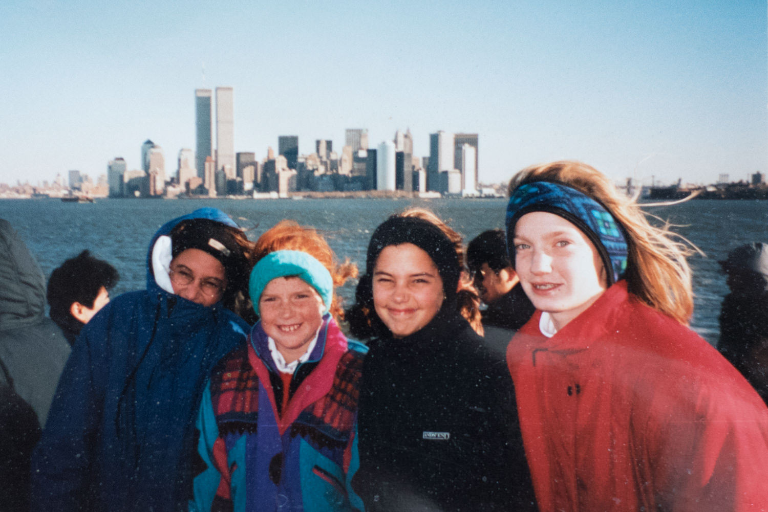"We visited NYC when I was in 5th grade and I decided that I was going to move there one day. So at 22, I did. There's nothing like building your confidence when you figure out a way to ""make it work"" in New York City. (My friends and I had Project Runway viewing parties when we first moved there.)"