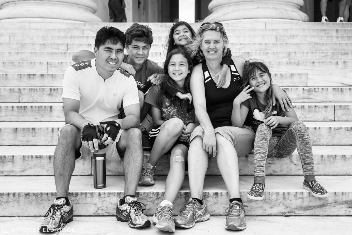 family photography in washington dc