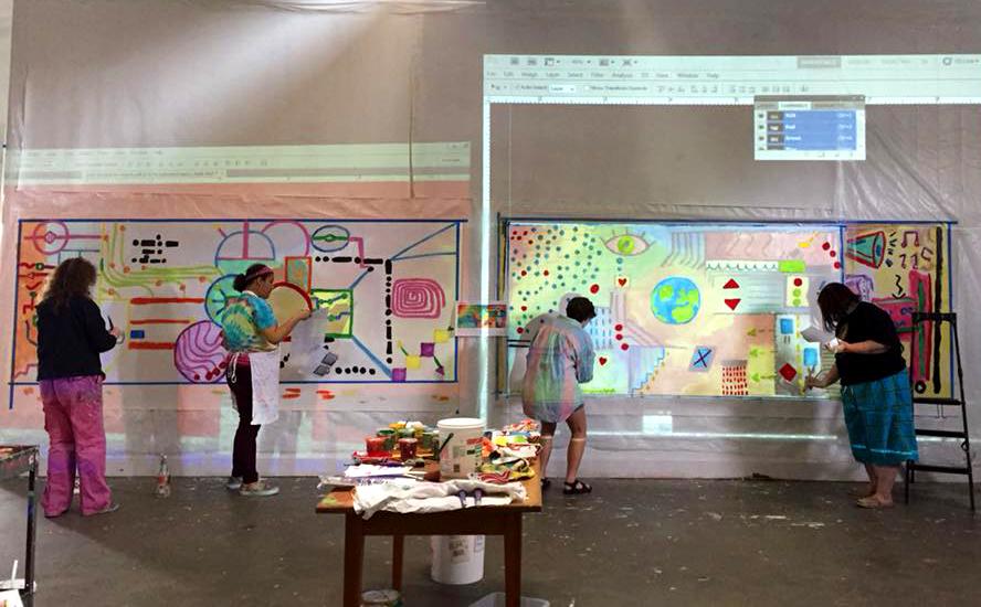 studio work with Hixon students.jpg